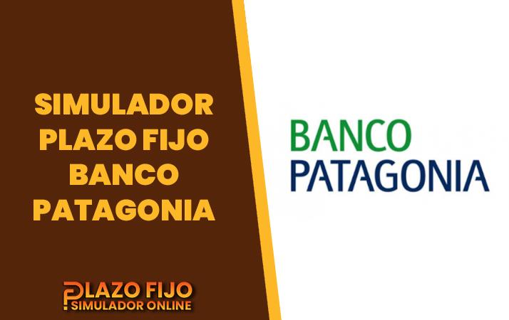 simulador plazo fijo banco patagonia