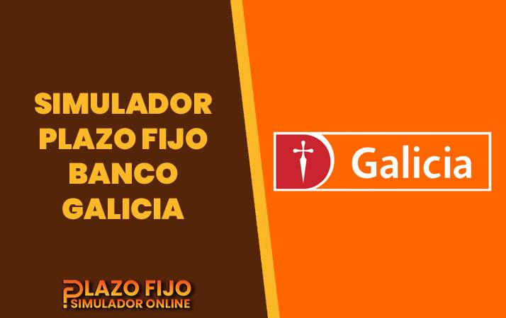 simulador plazo fijo de banco galicia